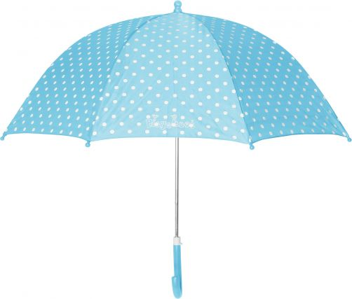 Playshoes---Umbrella---dotted---Turquoise