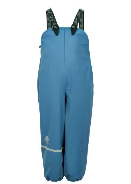 CeLaVi---Rain-Pants-with-Fleece-for-kids---Light-Blue