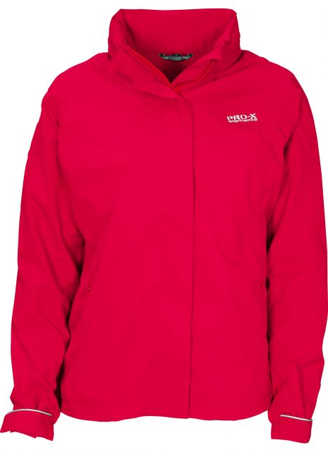 Pro-X-Elements---PXE-PRO-light-weight-rain-jacket-for-woman---Melinda---Red