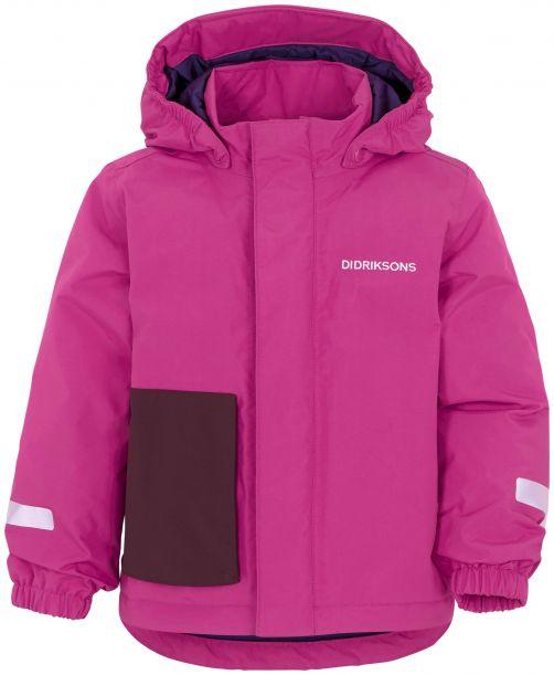 Didriksons---Padded-rain-jacket-for-children---Lovis---Lilac