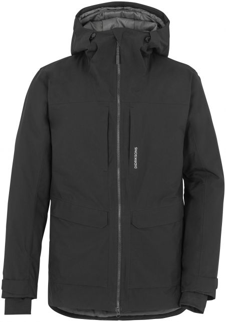 Didriksons---Rain-jacket-for-men---Dale---Black