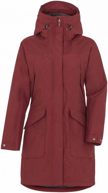 Didriksons---Raincoat-for-women---Agnes---Velvet-Red
