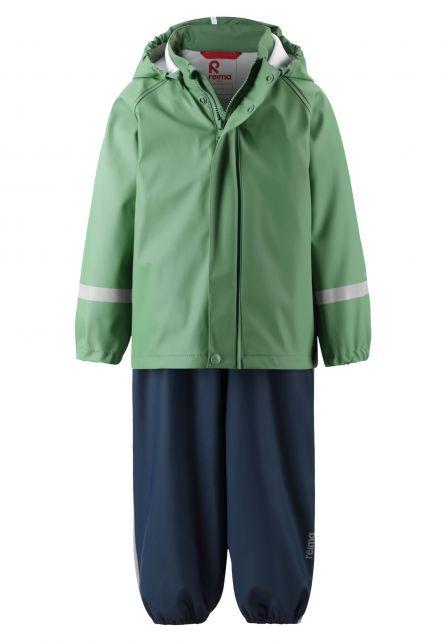 Reima---Rain-suit-for-children---Tihku---Forest-Green