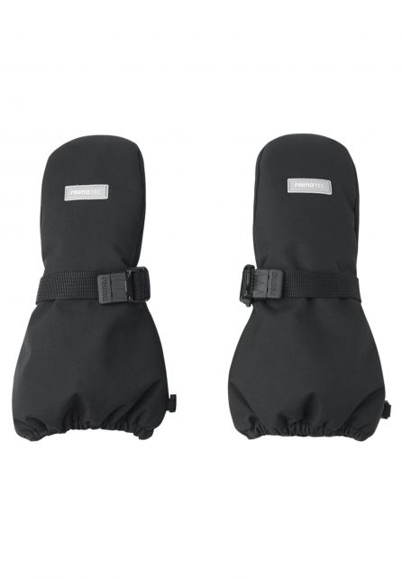 Reima---Mittens-for-babies---Ote---Black