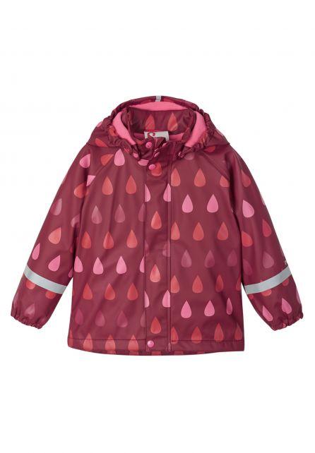 Reima---Raincoat-for-babies---Koski---Jam-red-