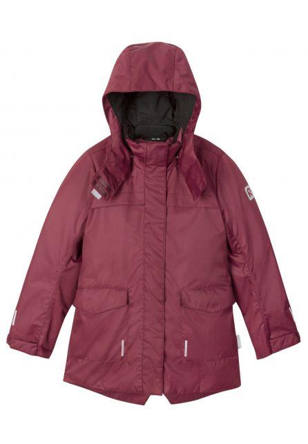 Reima---Winter-jacket-for-girls---Pikkuserkku---Jam-red