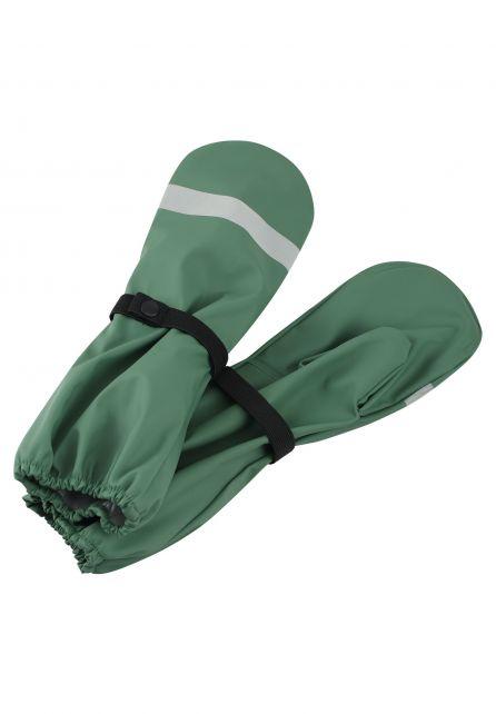 Reima---Rain-mittens-without-lining-for-children---Kura---Forest-Green