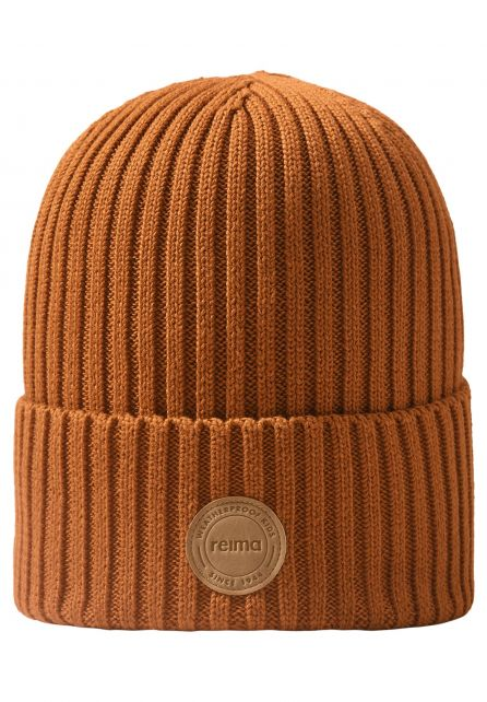 Reima---Beanie-for-babies---Hattara---Cinnamon-brown
