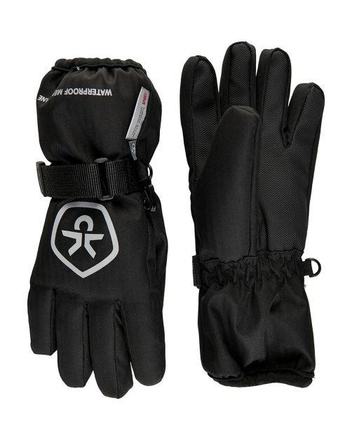 Color-Kids---Waterproof-gloves-for-children---Black