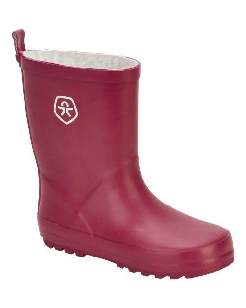 Color-Kids---Rainboots-for-children---Wellies---Beet-Red