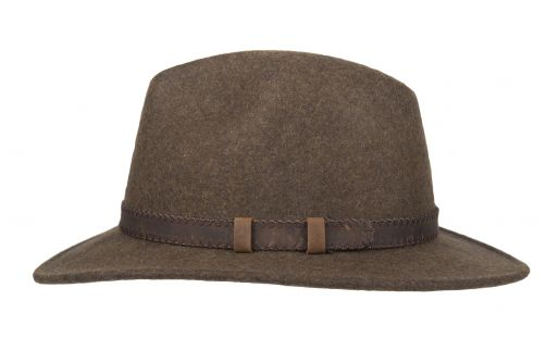 Hatland---Wool-hat-for-adults---Stanfield---Olive