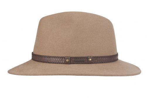 Hatland---Wool-hat-for-men---Yashvier---Beige
