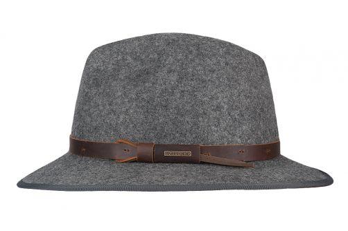 Hatland---Wool-hat-for-men---Woodstock---Grey