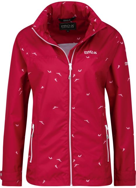 Pro-X-Elements---PXE-PRO-rain-jacket-for-woman---Elena---Berry