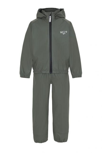 MOLO---Rainsuit-for-boys---Zet---Green