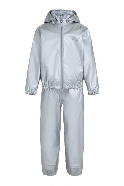 MOLO---Rainsuit-for-girls---Zet---Silver