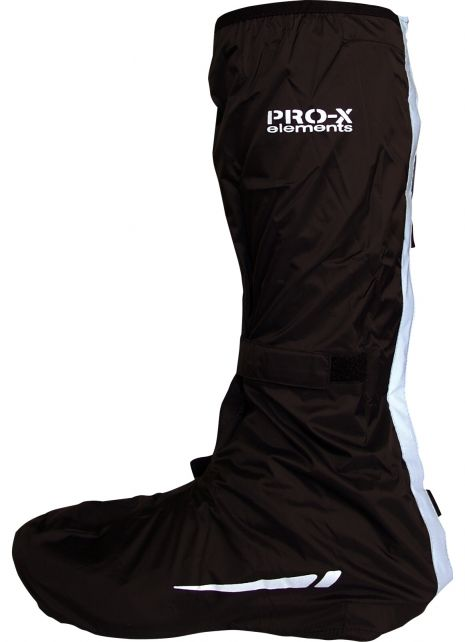 Pro-X-Elements---Rain-gaitor-long-for-adults---Varese---Black-