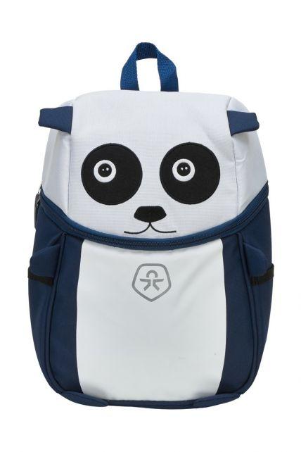 Color-Kids---Backpack-water-repellent---Panda---White/Black