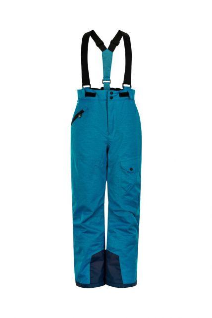 Color-Kids---Ski-pants-AF-20000-for-boys---Melange---Blue-Surf