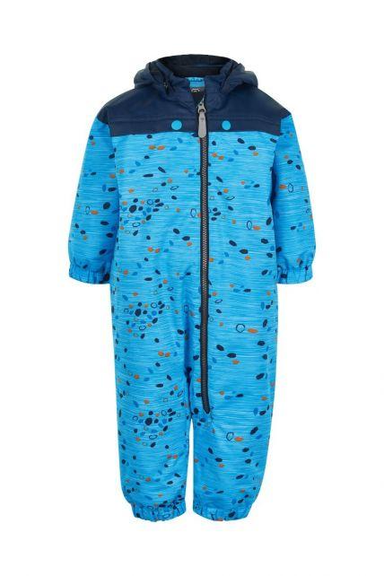 Color-Kids---Coverall-snowsuit-for-babies---Dots---Surf-Blue