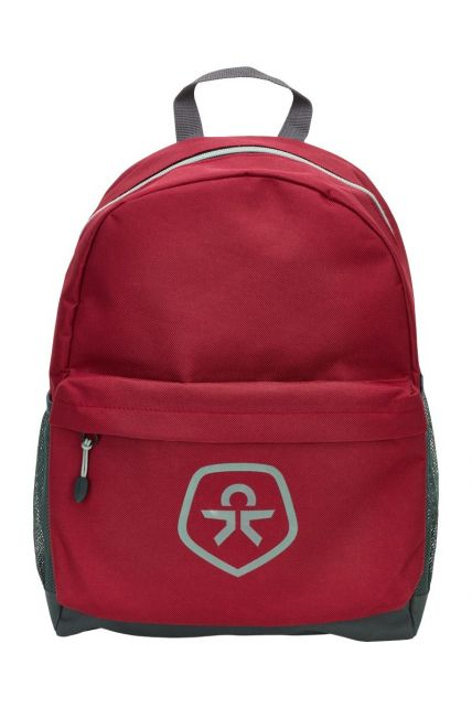 Color-Kids---Backpack-water-repellent---Oxford---Red/Black
