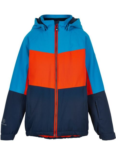 Color-Kids---Ski-jacket-for-boys---Colors---Red/Blue