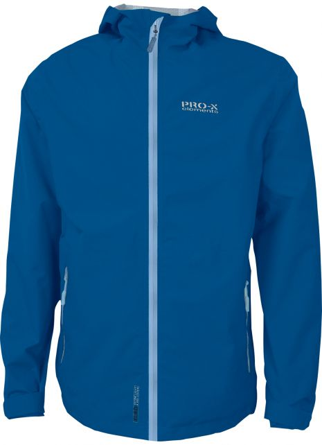 Pro-X-Elements---XL&D-rain-jacket-for-men---Blake---Blue