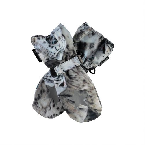 MOLO---Mittens-for-girls---Igor---Snowy-Leopards