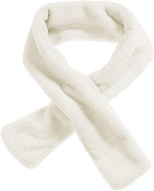 Playshoes---Fleece-shawl-with-loophole---Creme