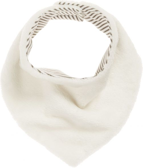 Playshoes---Fleece-shawl-triangle---Creme