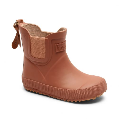 Bisgaard---Rain-boots-for-babies---Baby-Rubber---Old-Rose