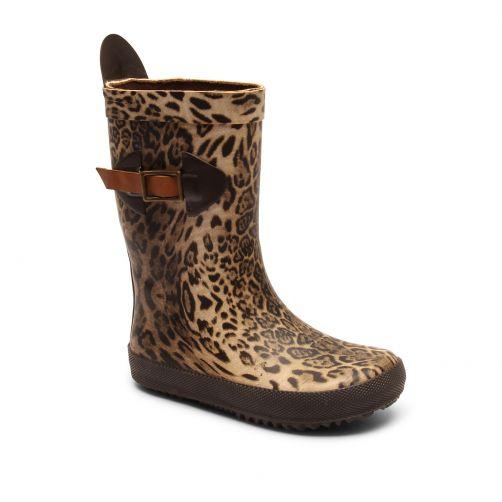 Bisgaard---Rain-boots-for-kids---Scandinavia---Leopard