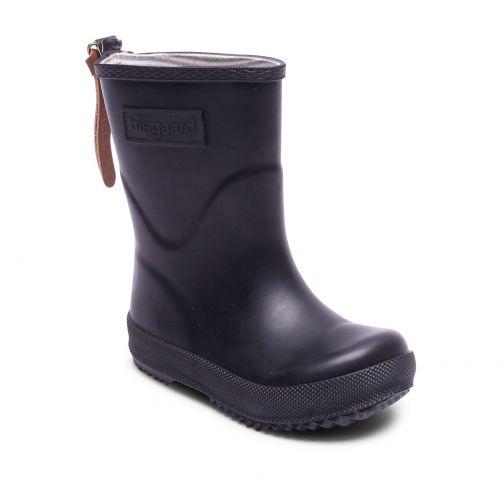 Bisgaard---Rain-boots-for-kids---Basic---Black