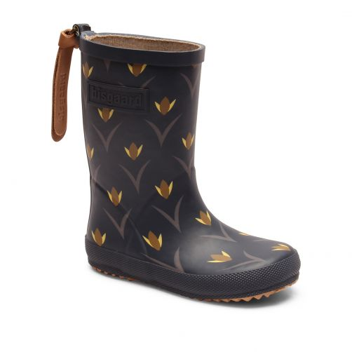 Bisgaard---Rain-boots-for-kids---Fashion---Tulip-Flowers