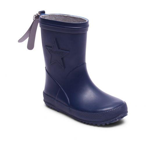 Bisgaard---Rain-boots-for-kids---Star---Red