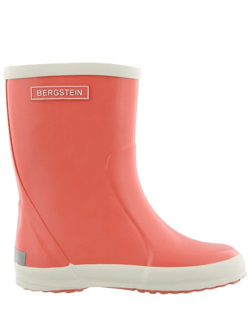 Bergstein---Rainboots-for-kids---Coral