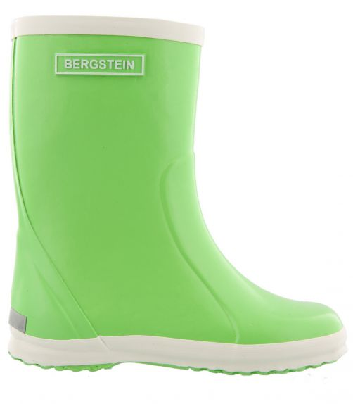 Bergstein---Rainboots-for-kids---Lime-Green