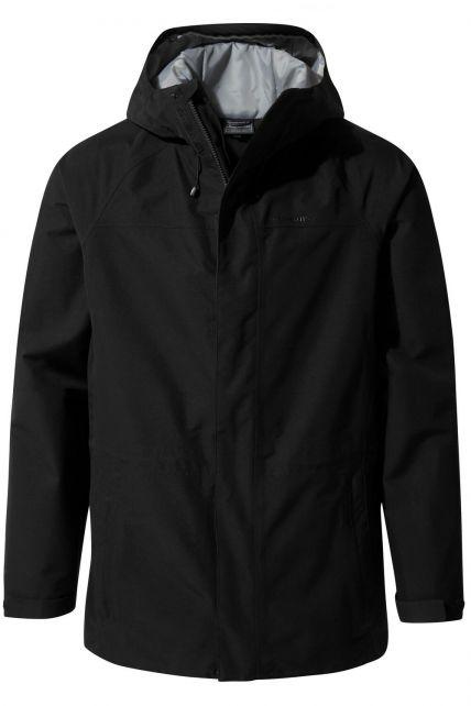 Craghoppers---Gore-Tex®-jacket-for-men---Corran---Black