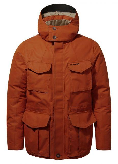 Craghoppers---Waterproof-jacket-for-men---Pember---Potters-Clay