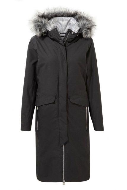 Craghoppers---Waterproof-parka-jacket-for-women---Suona---Charcoal
