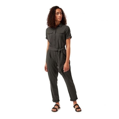 Craghoppers---UV-Jumpsuit-for-women---NosiLife-Rania---Woodland-Green