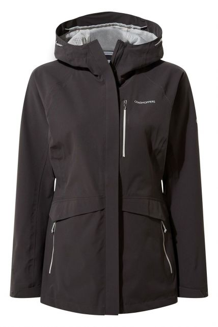Craghoppers---Waterproof-shell-jacket-for-women---Caldbeck---Charcoal