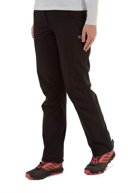 Craghoppers---Waterproof-hiking-trousers-for-women---Aysgarth---Black