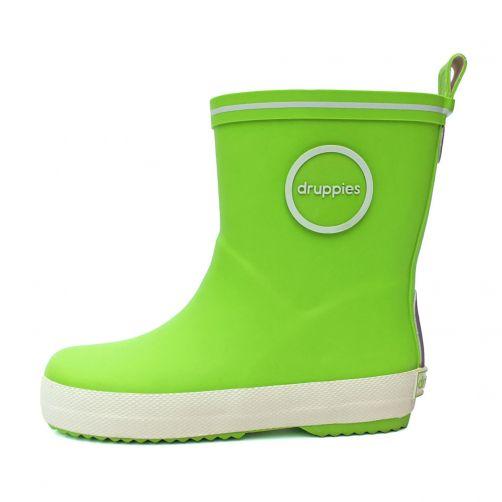 Druppies---Rainboots---Green