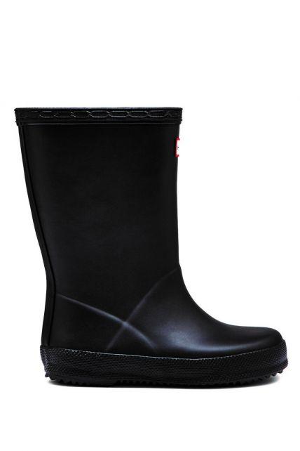 Hunter---Rainboots-for-children---Kids-First-Classic---Black