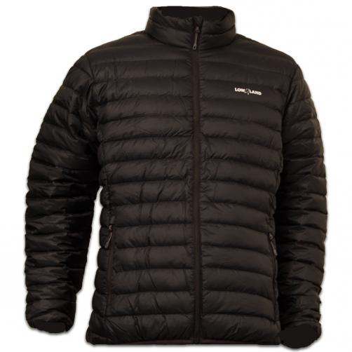 Lowland-Outdoor---Duck-down-filled-winter-jacket-for-men---Optimun---Black