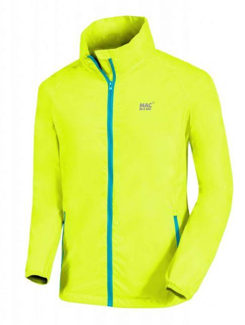 Mac-in-a-Sac---Rain-jacket-for-adults---Origin-II---Neon-Yellow