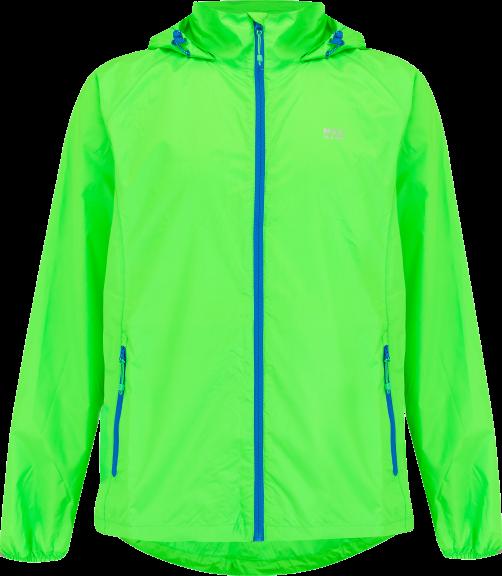 Mac-in-a-Sac---Rain-jacket-for-adults---Origin-II---Neon-Green