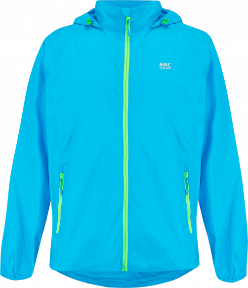 Mac-in-a-Sac---Rain-jacket-for-adults---Origin-II---Neon-Blue