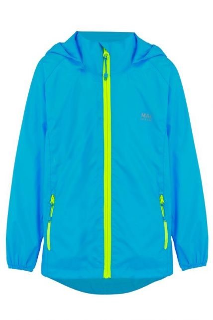 Mac-in-a-Sac---Rain-jacket-for-kids---Junior---Neon-Blue
